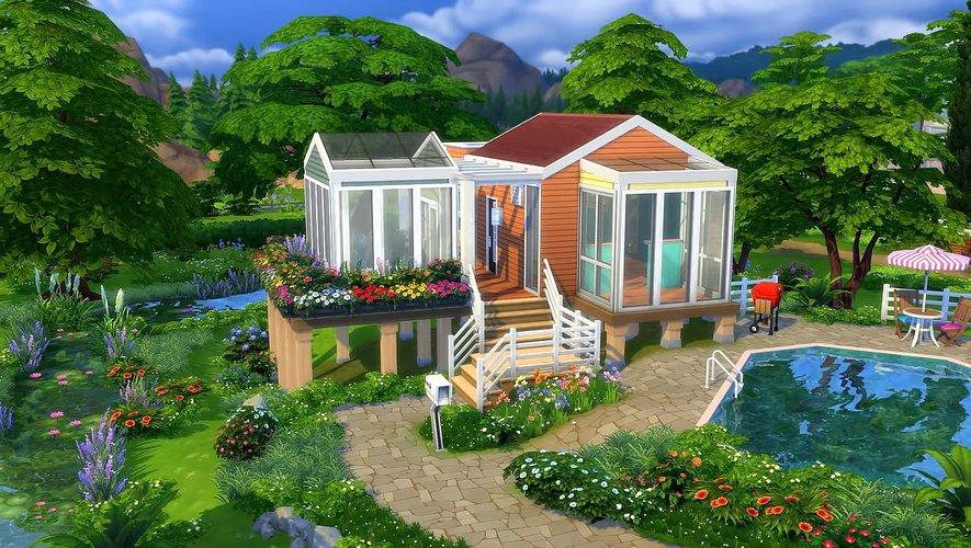 """Le pack """"Mini-maisons"""" sera prochainement disponible dans """"Les Sims 4"""""""