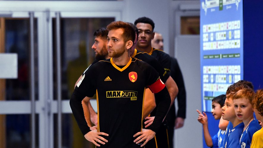 Pierre Bardy s'est blessé en Coupe de France face à l'Athlétco Marseille.