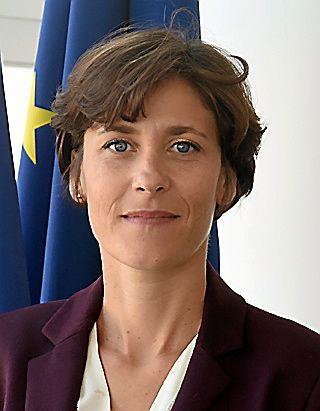 La secrétaire d'état Christelle Dubos à Onet et Rodez