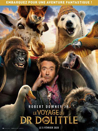 """""""Le Voyage du Dr Dolittle"""" sortira en France le 5 février 2020."""