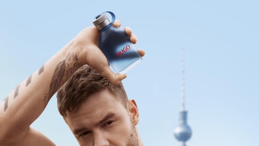 Liam Payne incarne désormais les parfums de la marque Hugo.