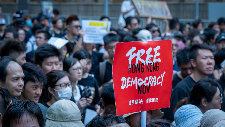 A Hong Kong, les tensions sociales à l'origine de stress post-traumatique