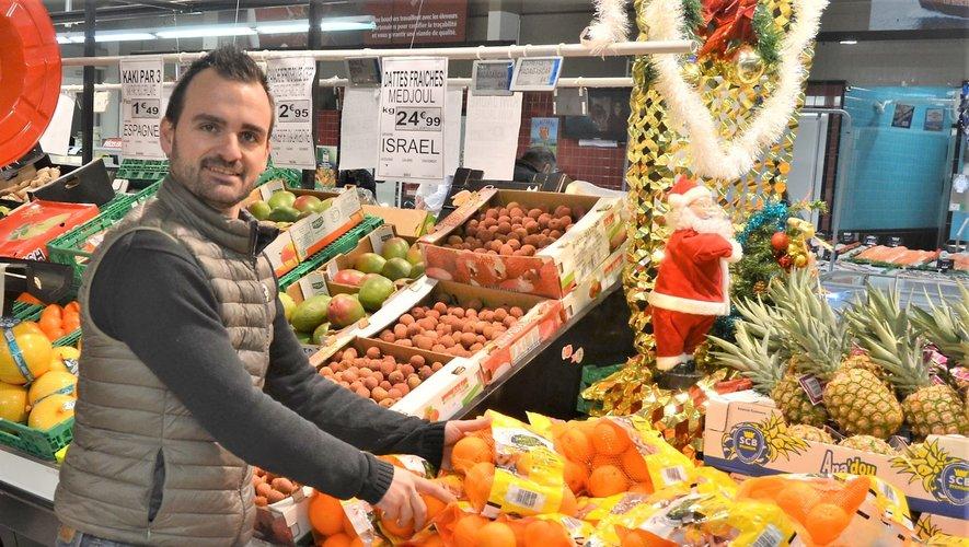 Bertrand Portal, nouveau patron d'Intermarché