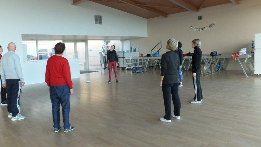 Une activité physique adaptée aux seniors avec Siel Bleu