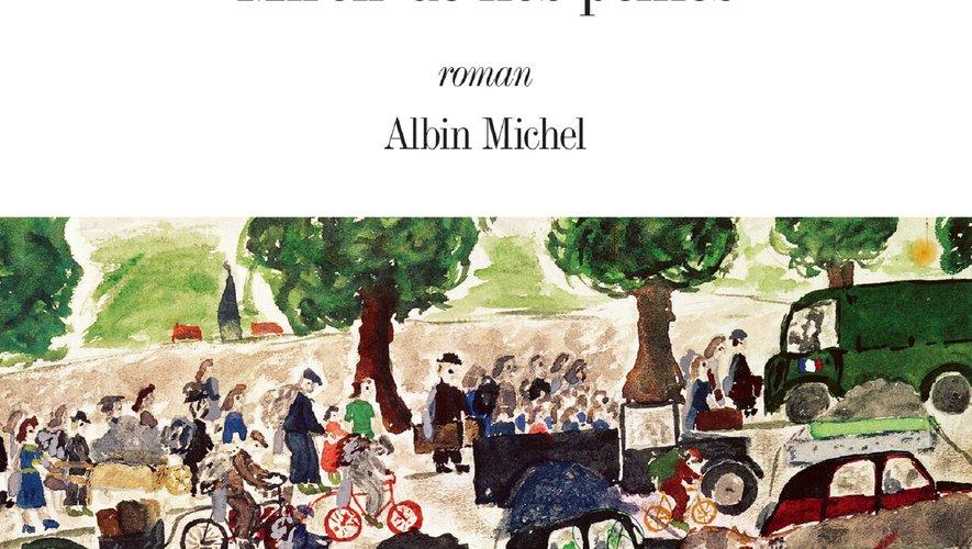"""""""Miroir des nos peines"""" par Pierre Lemaître."""