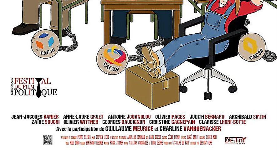 L'affiche du film qui sera projeté, lundi 13 janvier, à 20 heures, au cinéma La Strada, à Decazeville.