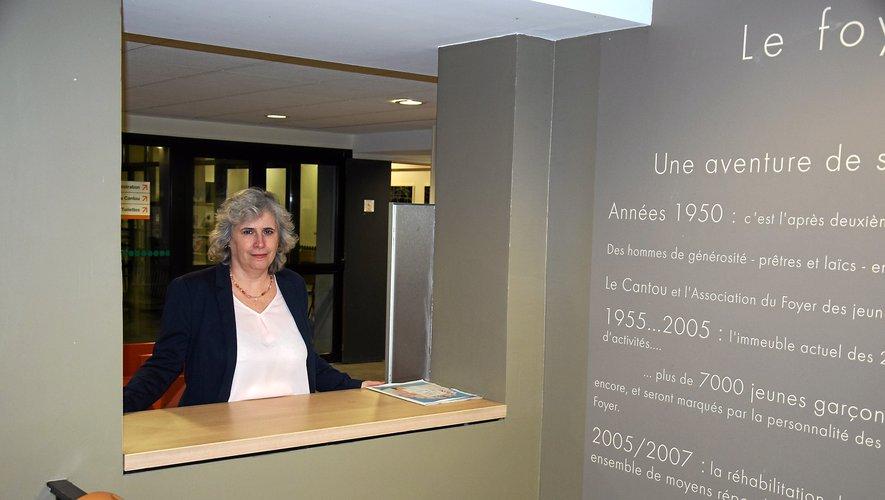 Anne Benet Chambellan est directrice du FJT de la Cité des Fleurs à Paris depuis le mois de février 2012.