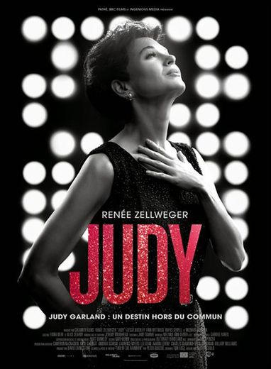 Renée Zellweger a remporté le Golden Globe de la meilleure actrice dans un film musical ou une comédie en incarnant Judy.