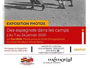 L'exposition est visible jusqu'au 24 janvier, à la Maison de la Région,  située au 41, rue Béteille, à Rodez.