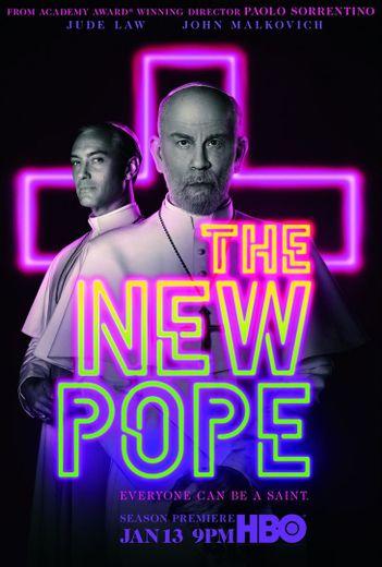 """""""The New Pope"""" est disponible lundi sur la chaîne française Canal+"""
