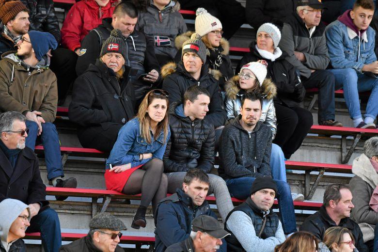 Le public est venu en nombre pour le retour du rugby à Paul-Lignon.