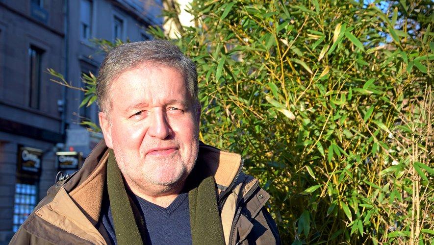 Jean-François Labit est l'un des précurseurs de la musicothérapie, à Rodez.