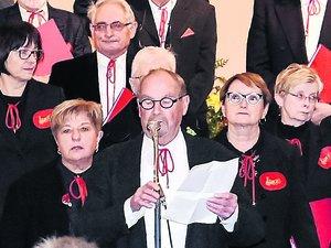Claude Catalan était président de la chorale Euphonie.