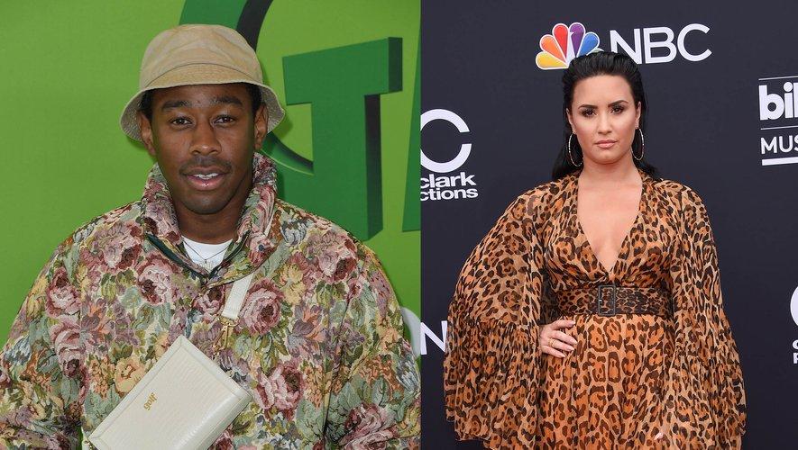 Tyler, the Creator et  Demi Lovato