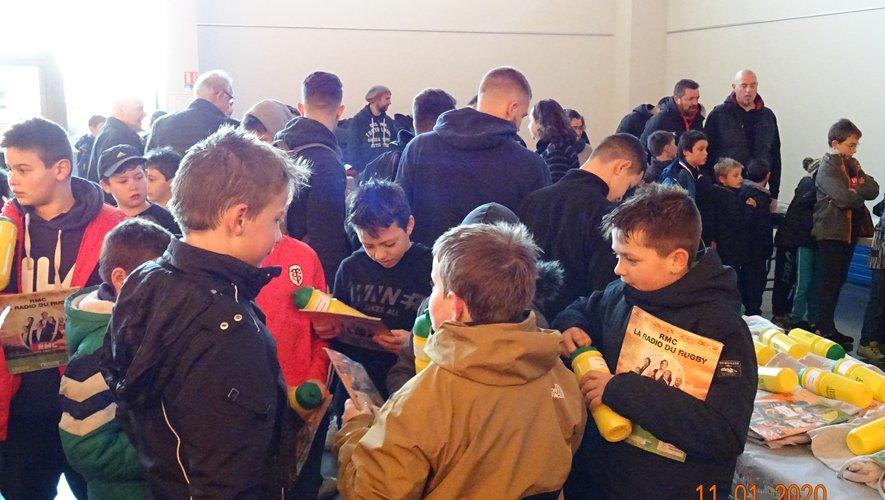 """Ecole de Rugby aux """"Deux Viaducs"""""""