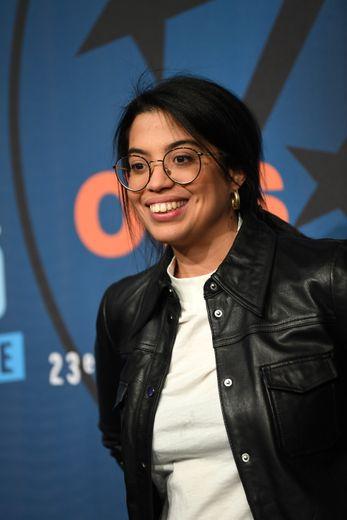"""L'humoriste et comédienne Melha Bedia fait sensation dans le film """"Forte"""", en compétition à l'Alpe d'Huez"""