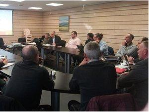 Une réunion est prévue le 28 janvier, à 20 h 30 portant sur l'opportunité du maintien des abattoirs à Sainte-Geneviève-sur-Argence.