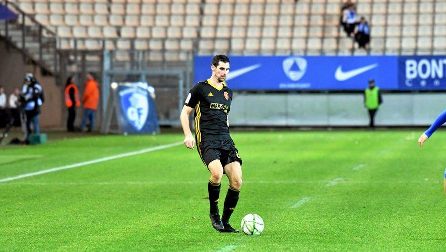 Rodez a fait match nul (1-1) au Stadium face à Toulouse.