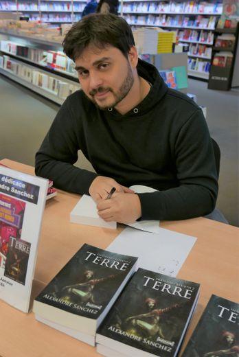 Alexandre Sanchez, un jeune auteur déjà prolifique