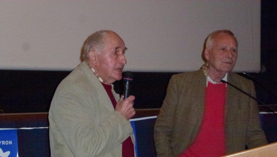 Lucien Cabrolié a retracé l'histoire du musée.
