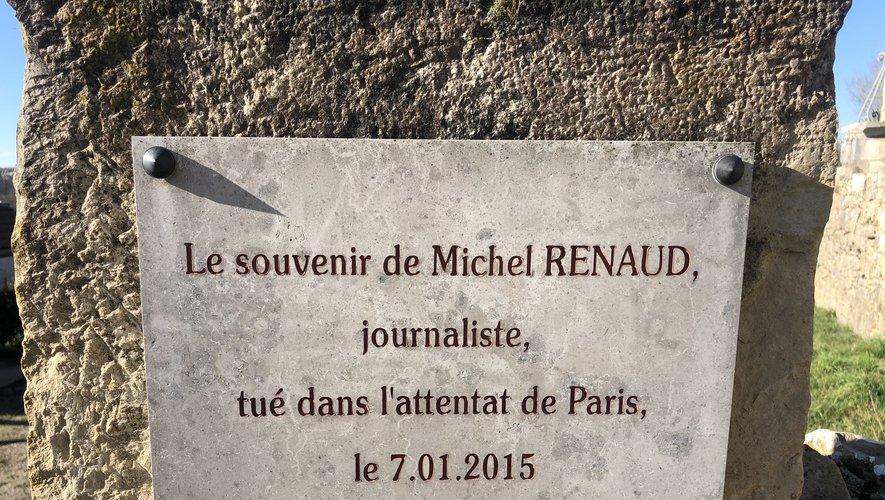 Mayrinhagues se souvient de Michel Renaud, tué à Charlie Hebdo
