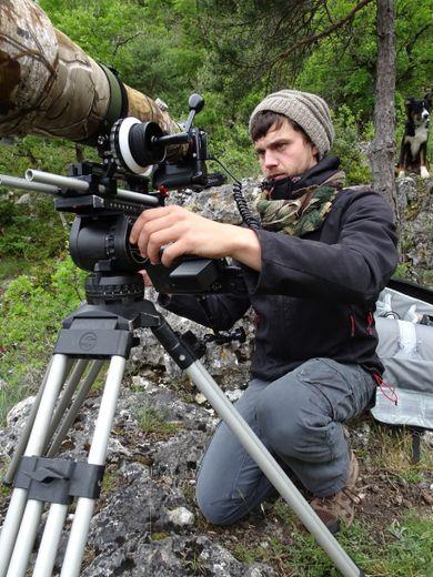Thibault Mazars : « J'ai toujours aimé observer la nature avant de tomber amoureux des piafs ! » TM