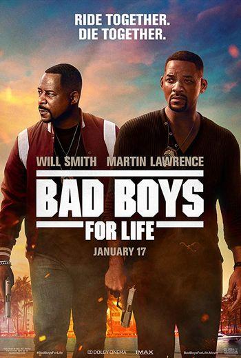 """Pour sa sortie en salle, """"Bad Boys for Life"""" a encaissé 59,2 millions de dollars au Canada et aux Etats-Unis."""