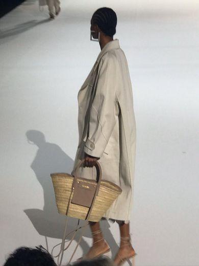 Le défilé Jacquemus automne-hiver 2020 pendant la semaine de la mode masculine à Paris.