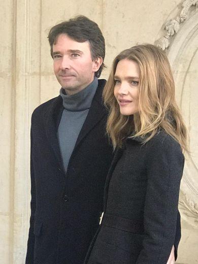 Le défilé Dior haute couture printemps-été 2020.