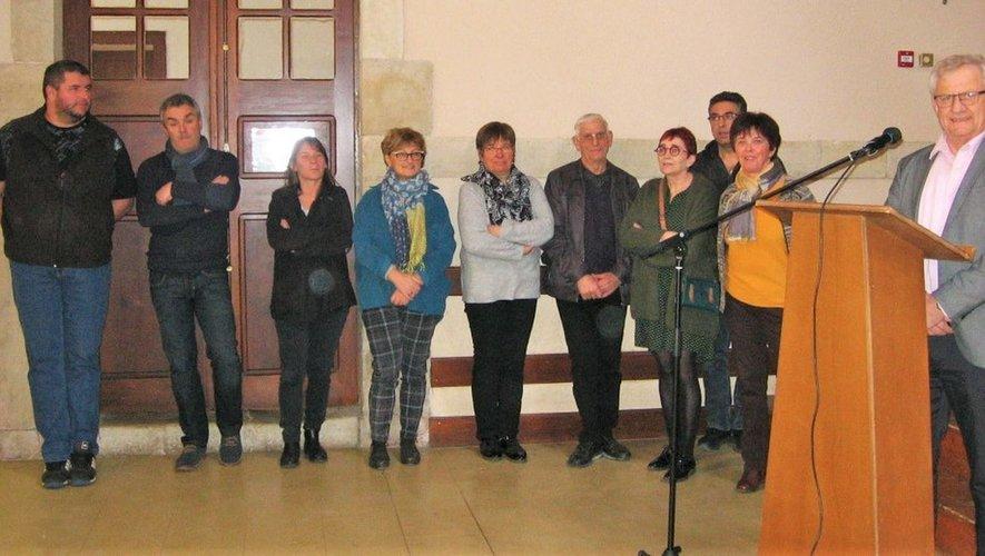 Le conseil municipal a fait preuve de d'investissement et de disponibilité.