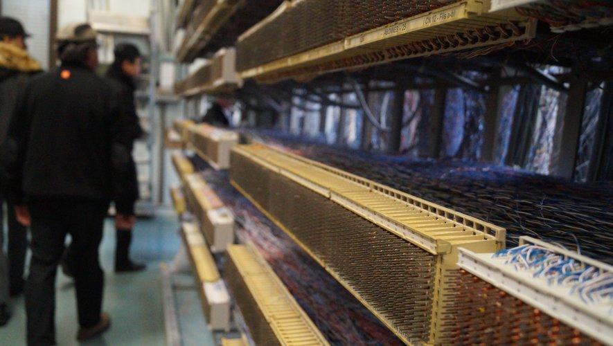 Orange coordonne l'installation de la fibre localement.