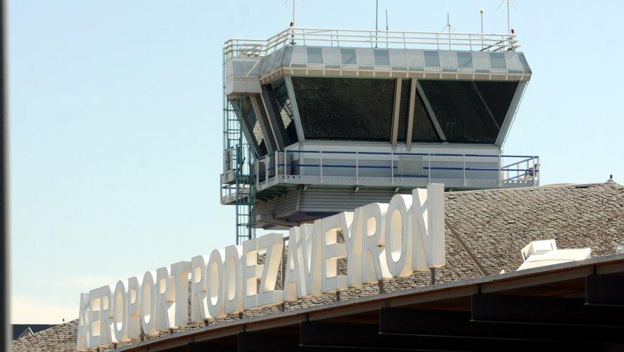Le premier appareil de la compagnie Amélia a atterri ce lundi 20 janvier.