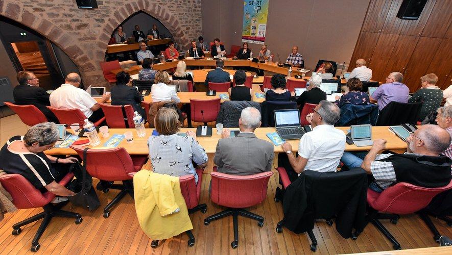 Dans le Ruthénois, la coopération intercommunale a déjà plus d'un demi-siècle de pratique…