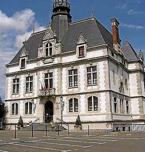 En 2014, François Marty a ravi la mairie à la gauche.