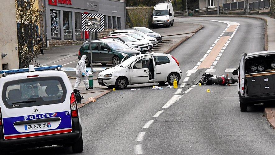 Les circonstances exactes du drame restent à éclaircir dans cet accidentqui a coûté la vie à un motard.