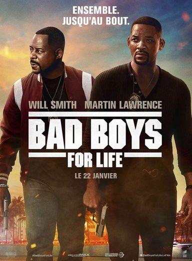 """""""Bad Boys For Life"""" d'Adil El Arbi er Bilall Fallah avec Will Smith et Martin Lawrence, a déjà récolté plus de 97 millions de dollars de recettes depuis sa sortie le 17 janvier aux Etats-Unis."""