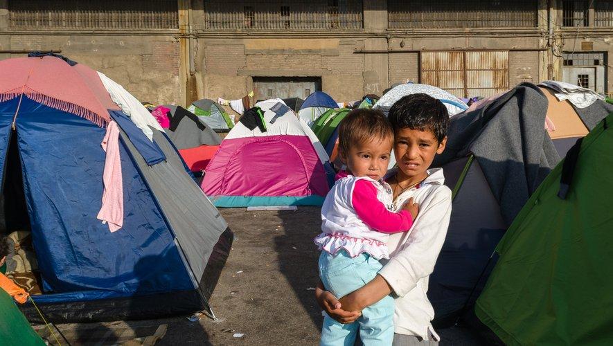 Émotions, nature, confiance : comment accompagner les enfants réfugiés ?