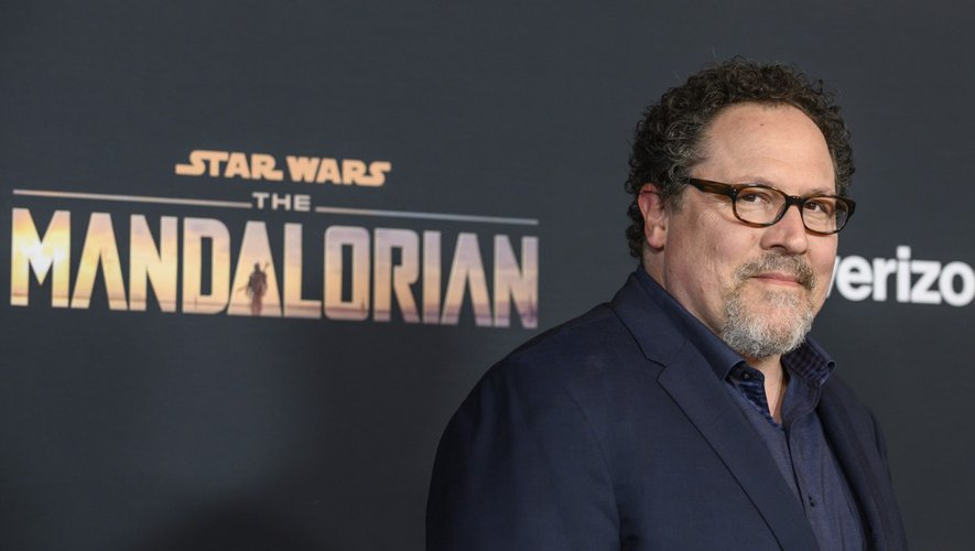 """Jon Favreau a créé pour Disney+ la série """"The Mandalorian"""""""