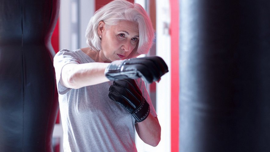 La boxe, un sport santé