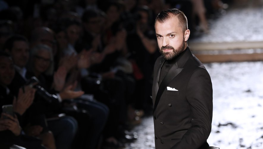 Designer Julien Fournié.