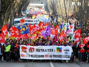 Une nouvelle journée de manifestation est prévue vendredi 24 janvier.