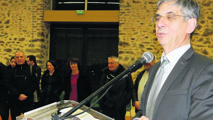 Serge Roques s'est dit frustré de n'avoir fait qu'un demi-mandat.