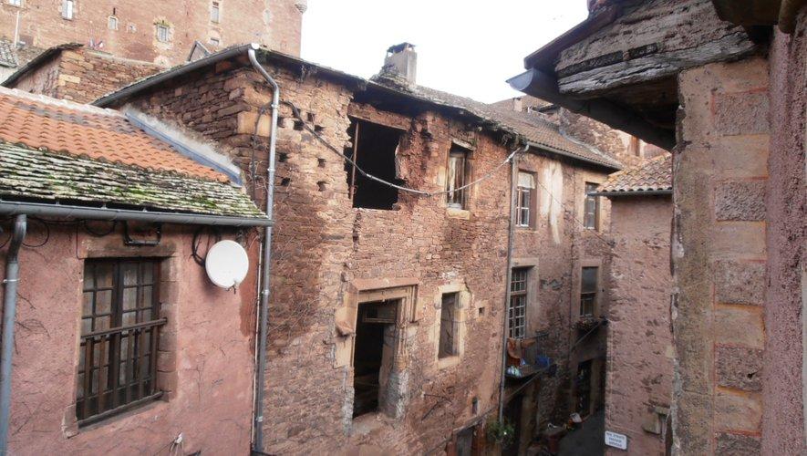 De gros travaux sont prévus sur cette maison du XVe siècle.