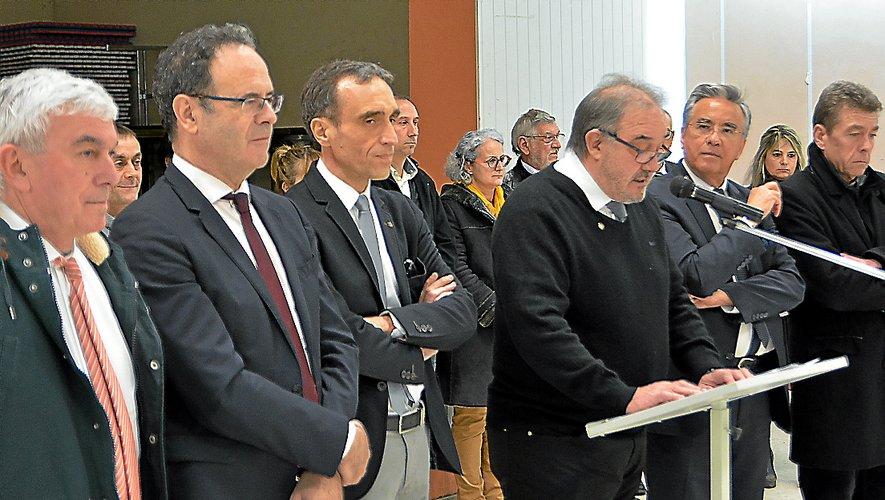 Les derniers vœux dans le mandat de François Rodriguez avant les prochaines élections municipales.