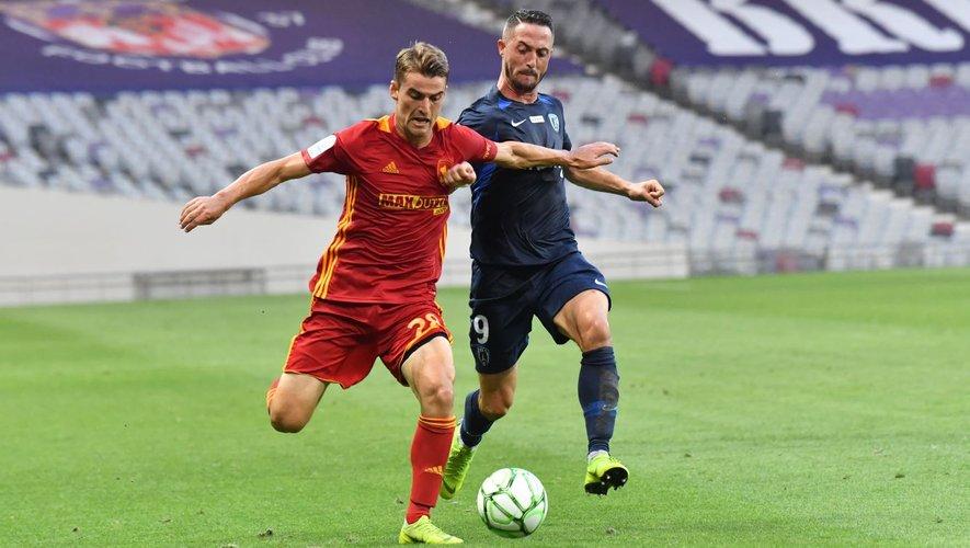 Au match aller début août au Stadium de Toulouse, Rodez s'était imposé 2-1 face au Paris FC.