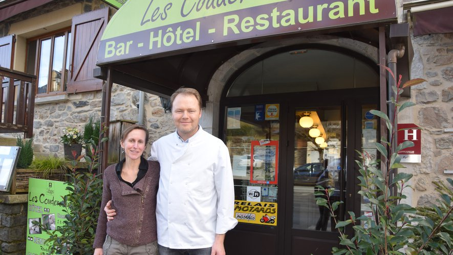 Élise et Vianney sont heureux de reprendre les Coudercous pour répondre à leur choix de vie.