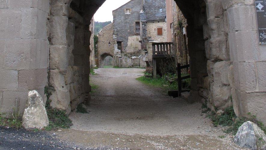 Un hameau qui a su garder un esprit village.