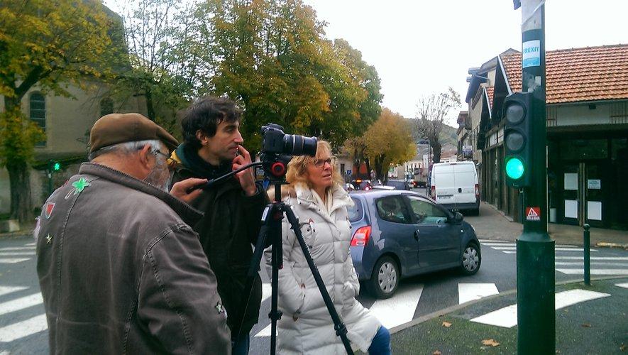 Projection de deux courts-métrages avec le réalisateur Baptiste Grandin