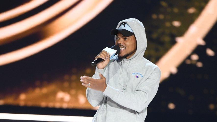 """Chance The Rapper a remporté le Grammy Award du meilleur album de rap pour """"Coloring Book"""" en 2017."""