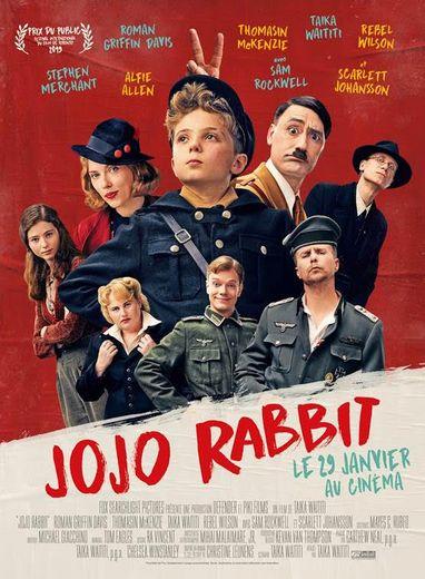 """Jojo Rabbit"" de Taika Waititi avec Scarlett Johansson est sorti le 8 novembre 2019 aux Etats-Unis."